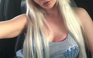 Instagram model's horror after troll 'threatened to slit her throat…