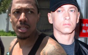 NICK CANNON DROPS NEW EMINEM DISS TRACK …But The Internet…