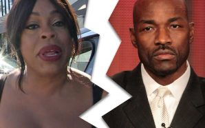 It's Official: NIECY NASH FILES FOR DIVORCE