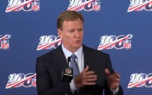 ROGER GOODELL On Pats Video Scandal … NFL CONDUCTING 'THOROUGH'…