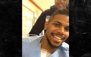 TERRELLE PRYOR LEAVES ICU SMILING Says He Almost Died Twice