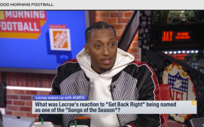 "HIP-HOP ARTIST LECRAE'S ""GET BACK RIGHT"" SELECTED FOR NFL'S ""SONG…"
