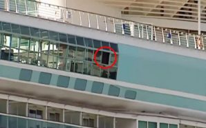 Grandad who dropped toddler from cruise ship held her out…