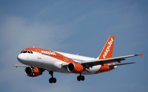 EasyJet passengers arrested on flight after 'violent fight' left cabin…