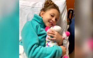 Our healthy little girl, 7, died one minute into routine…