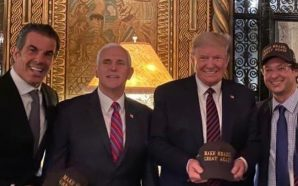 Brazil official who met with Trump and Pence Saturday, tests…