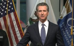 "Hollywood Goes Black! Governor Issued Statewide ""Stay At Home"""
