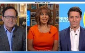 Gayle King And Co-Host Anchor CBS This Morning From Their…