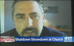 This California Pastor Is Refusing To Close His Church