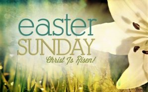 A Few Ideas For Churches And Families For Easter Services…