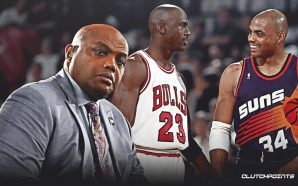 Charles Barkley Wants To Fix His Relationship With Michael Jordan