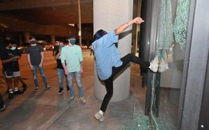 Black And White Protesters And Rioters Hit The Streets Of…