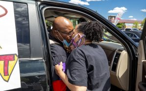 Husband And Wife Reunite After His 3 Month Battle With…