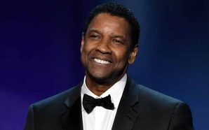 "Denzel Washington says, ""I Want To Be In That Number"""