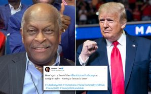 Herman Cain Attended Trump Rally On June 20th And Has…