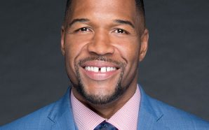 Michael Strahan Struggled To Keep His Cool In This Interview