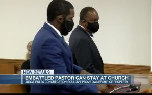 This Congregation Tried To Kick Their Pastor Out And A…