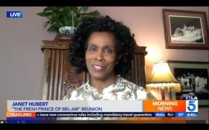 "Janet Hubert ""Aunt Viv"" Gives Her First Interview After Reunion"