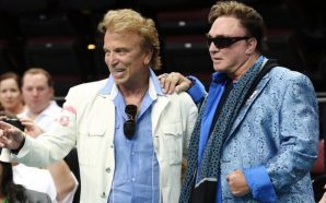 Siegfried and Roy Magician Siegfried Fischbacher Has Died Months After…