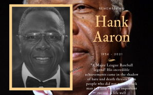 Legend Hank Aaron Has Died Just Received Covid19 Vaccine Earlier…