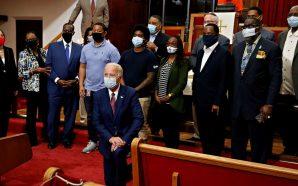 Biden Has Chosen A Pastor Of An Africian Methodist Episcopal…