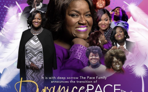 Duranice Pace Of The Anointed Pace Sisters Has Passed.