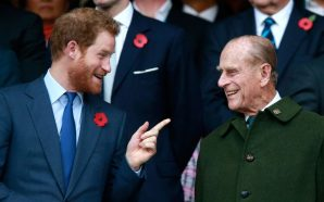 Harry's Grandfather Prince Philip Has Died