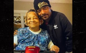 SNOOP DOGG MOTHER, BEVERLY TATE, DIES