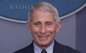Dr. Fauci Can't Hold Back His Excitement That Trump Is…