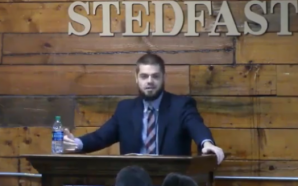 Christian Preacher Says From His Pulpit He Hopes All Gay…