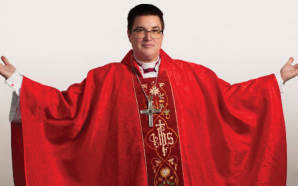 Some Celebrating The Installation Of The First Transgender Bishop